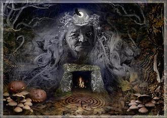 El Día de los Muertos y los Ciclos de la Naturaleza-Halloween-Samhain